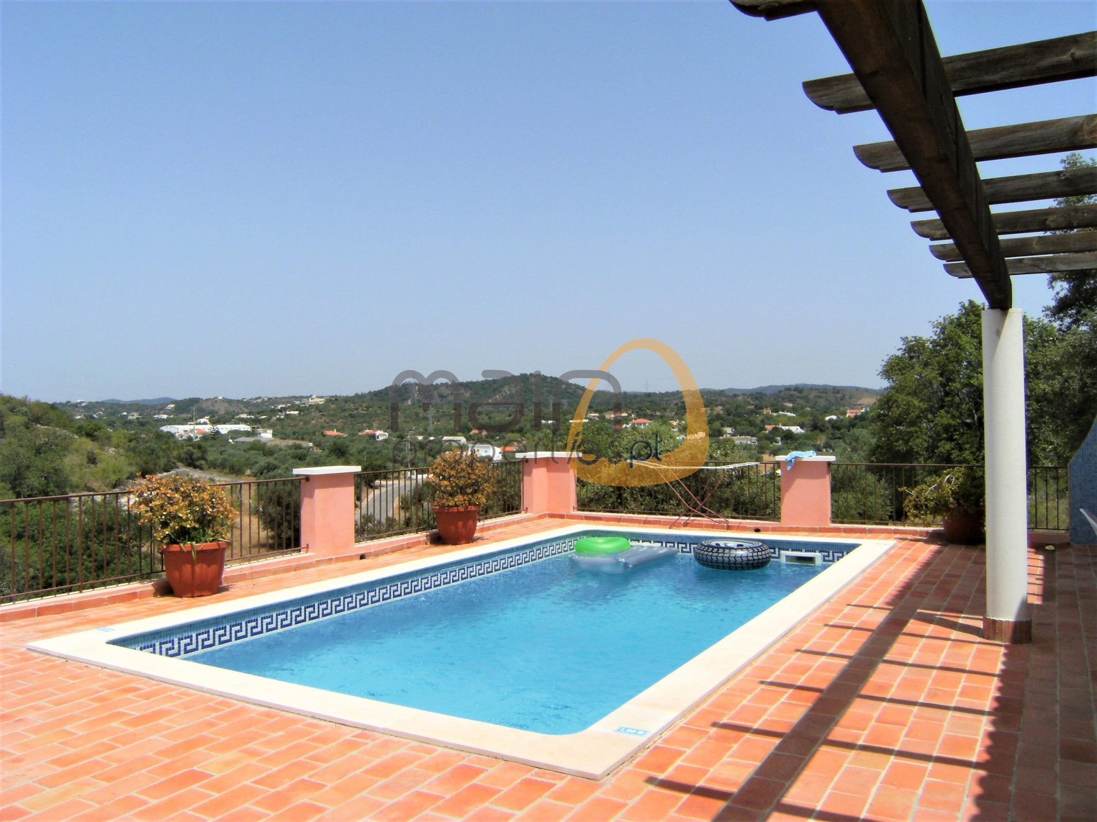 Villa with 6 bedrooms and private pool in São Brás de Alportel