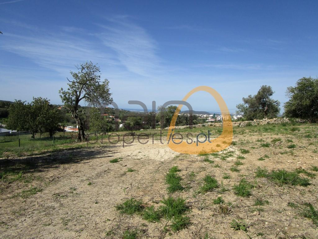 Land with sea view for construction of 5 villas in Loulé