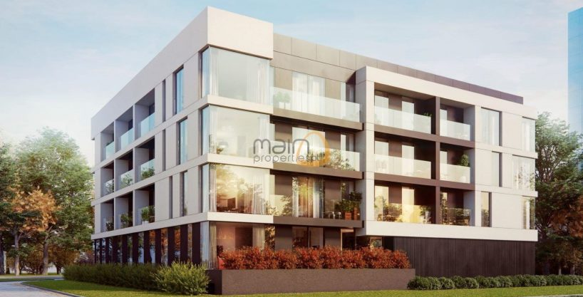 Investimento – Lote para prédio com 8 apartamentos em Almancil