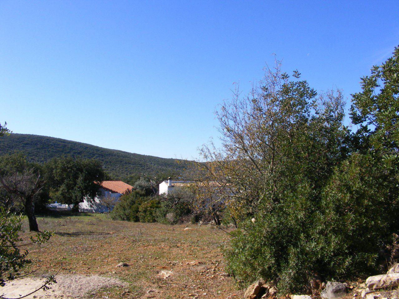 Terreno urbano com ruína próximo de Loulé JG009