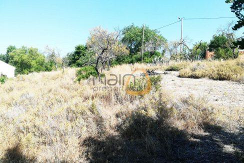 Terreno agrícola com vista mar entre Almancil e Loulé PC339