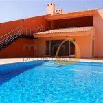 Moradia nova de 4 quartos com piscina privada em Vilamoura - piscina