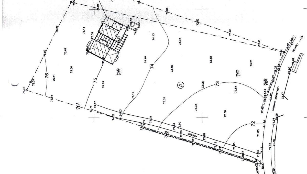 Terreno para construção de moradia próximo de Estói PC177