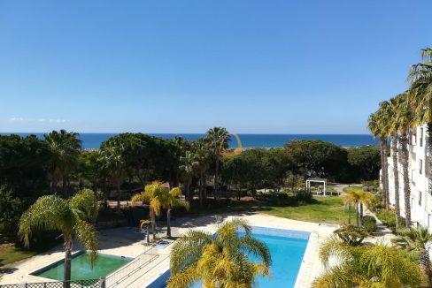 Apartamento novo exclusivo de 2 quarto na praia do Ancão RF163