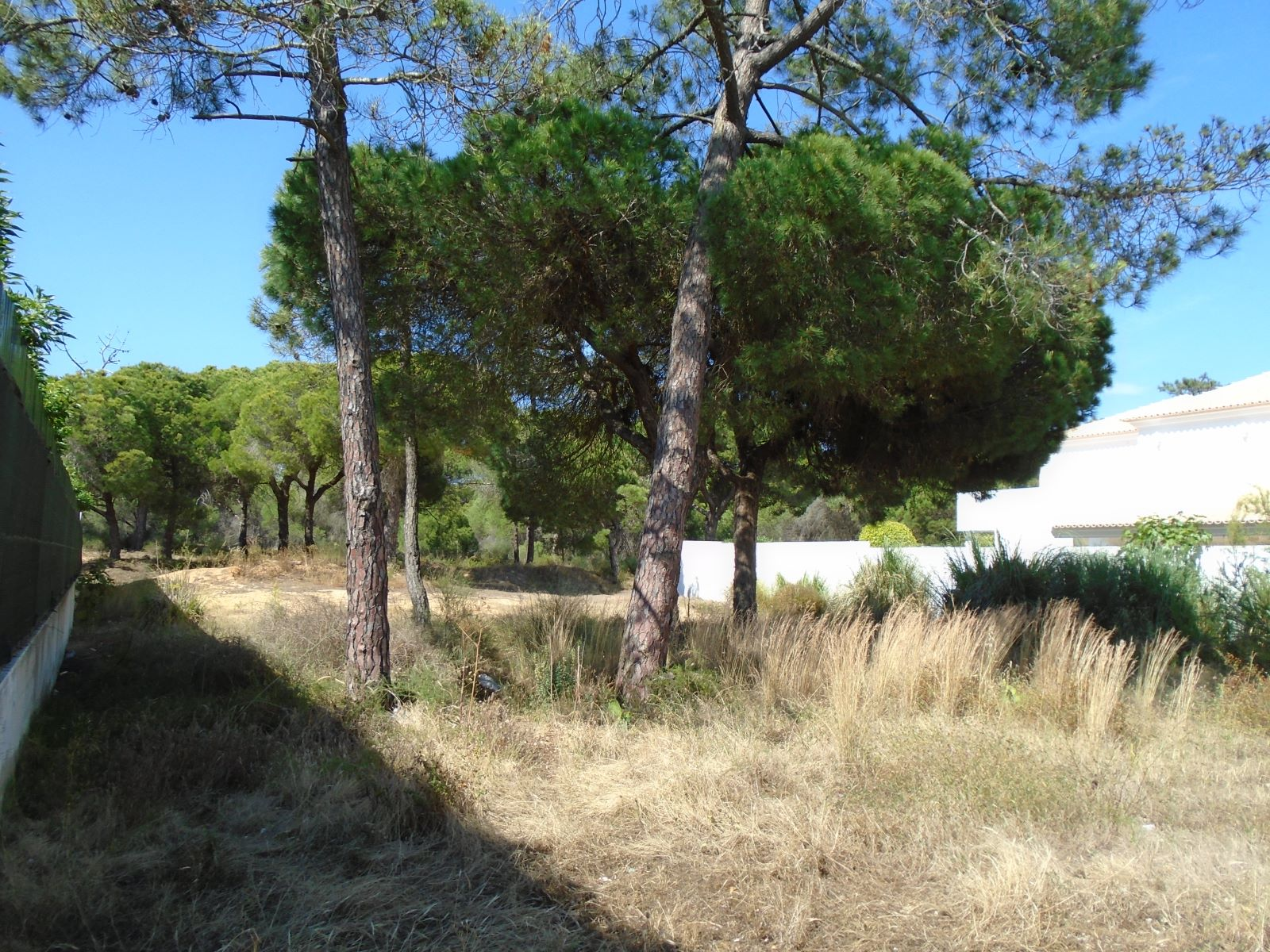 Land for Villa construction with 537m2 in Varandas do Lago