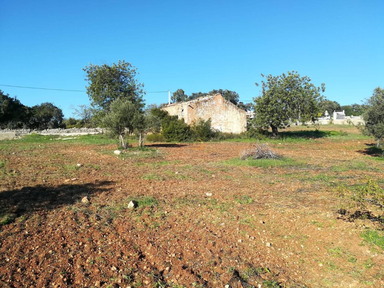 Land with project for construction of Villa near Loulé