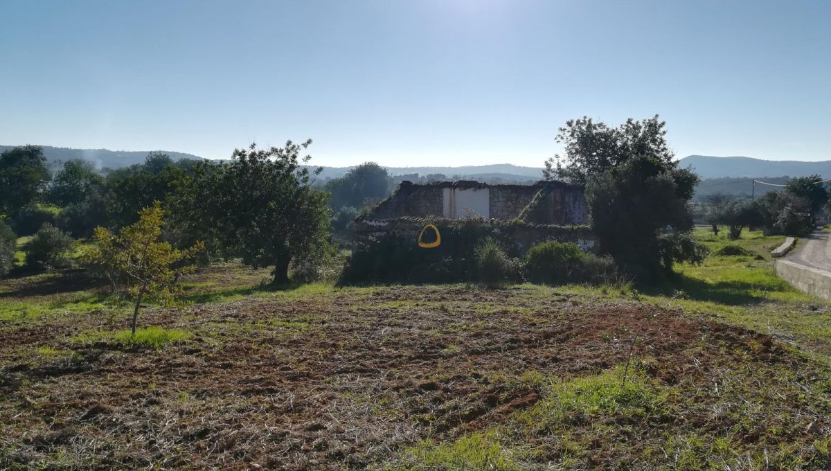 Terreno com projecto para construção de Moradia próximo de Loulé AA067
