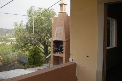 Terreno com projeto em Santa Bárbara de Nexe para venda PC180