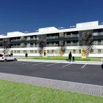 Apartamento novo no último andar com 3 quartos e próximo de Faro :: PC341_1
