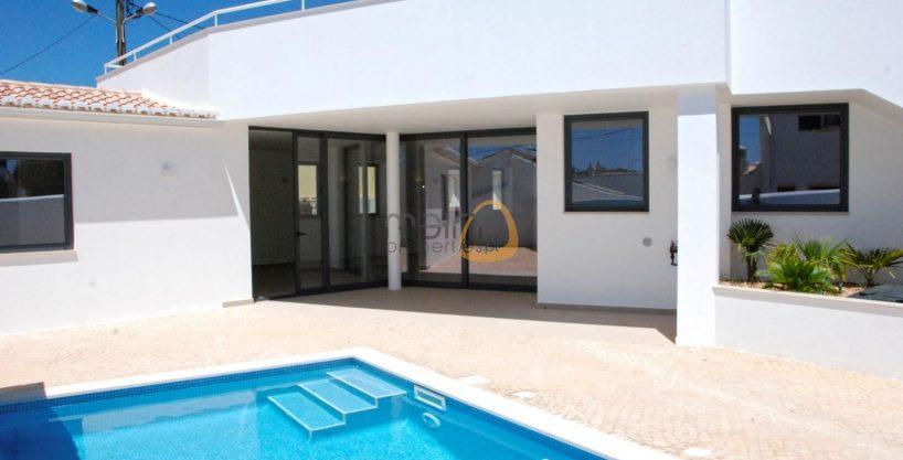 Moradia nova com 3 quartos, piscina próxima de Lagos