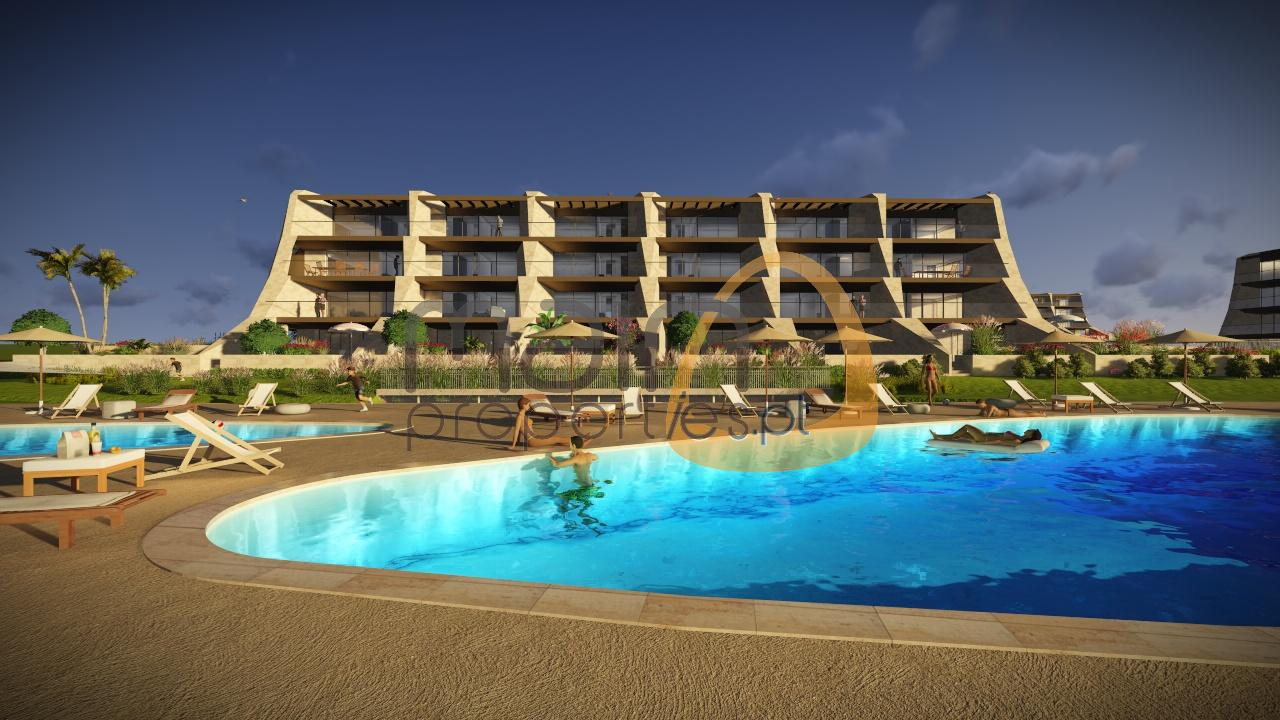 Luxury 2 bedroom apartment under construction in Vilamoura