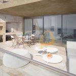 Apartamento de luxo com 2 quartos em condomínio fechado, Vilamoura - terraço