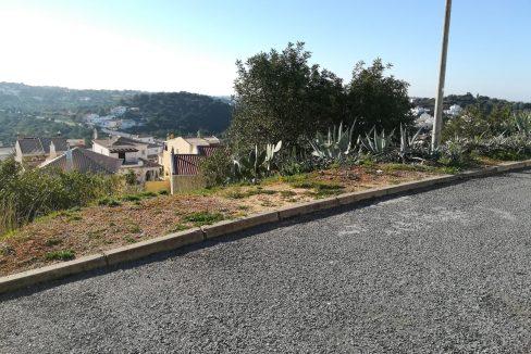 Terreno para construção de moradia com vista mar em Loulé PC220