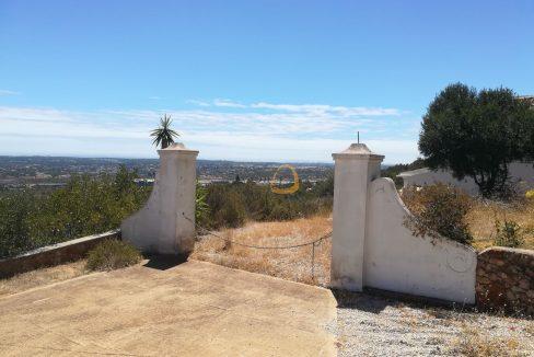 Moradia com 4 quartos com vistas fantásticas mar próximo de Santa Bárbara de Nexe PC338