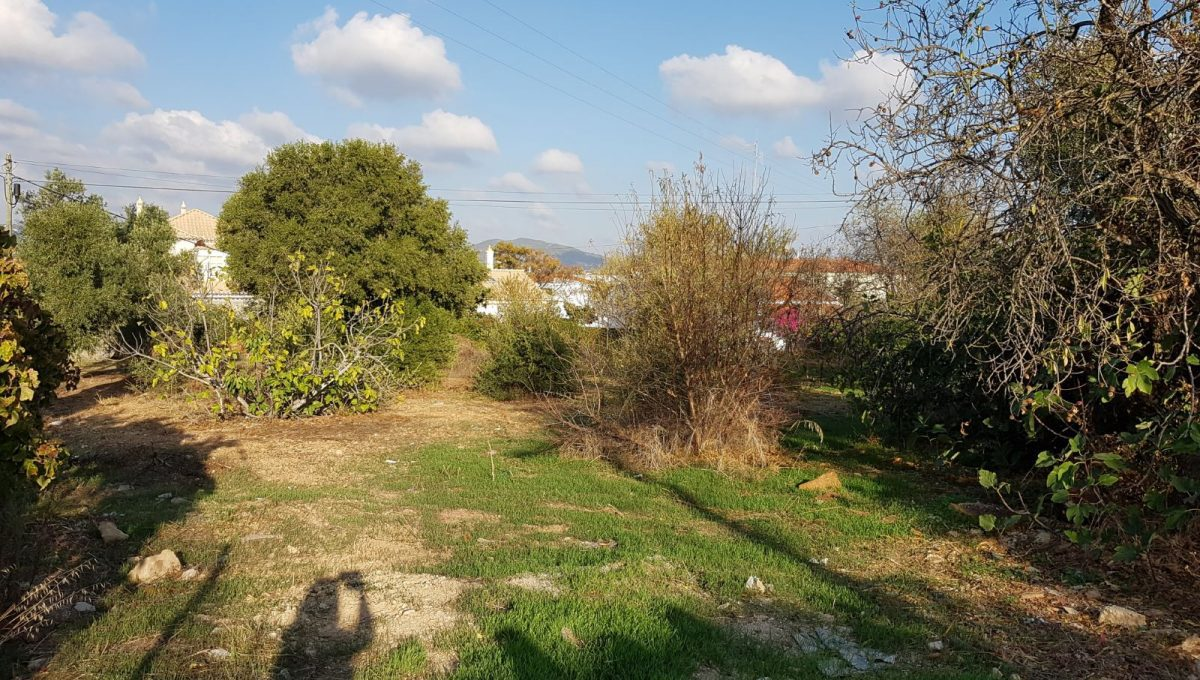 Terreno para construção de moradia próximo de Almancil AA087