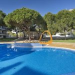 Apartamento de luxo com 2 quartos e piscina perto da praia em Albufeira - Piscina