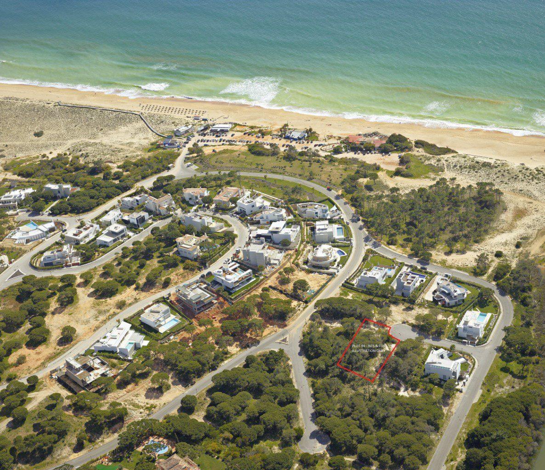 Land for sale in Vale do Lobo