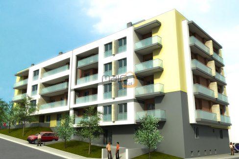 Investimento - Lote para prédio com 4 apartamento e 2 lojas em Almancil JG071_PP1