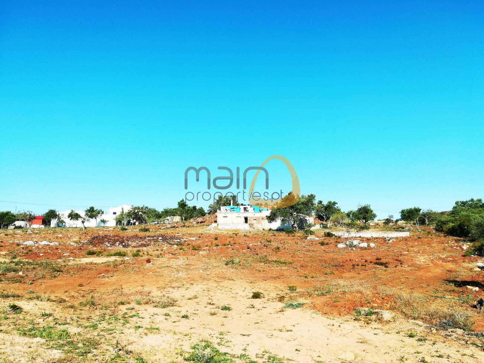 Land for construction of 6400 sqm near IKEA Almancil