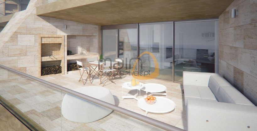 Luxury 2 bedroom apartment under construction in Vilamoura
