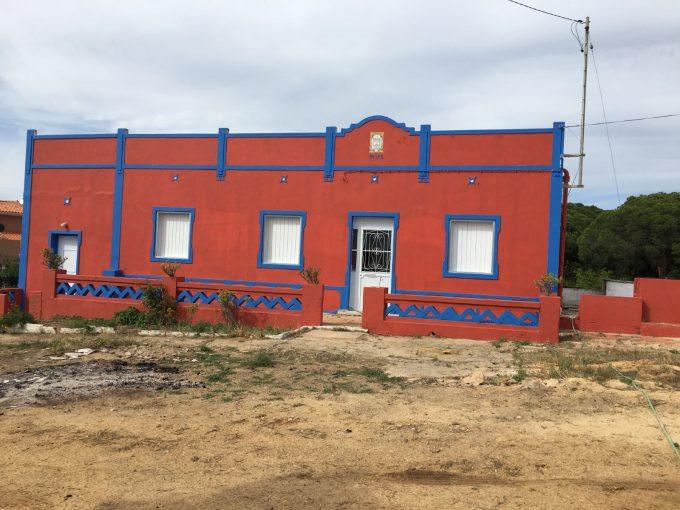 Terreno para construção de edifício comercial próximo de Vale do Lobo :: PC067