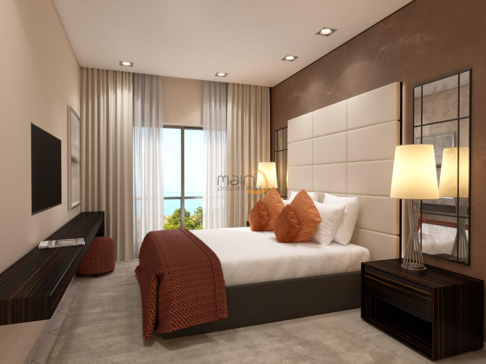 Apartamento novo na praia do Ancão :: Quarto 2 :: MainProperties :: RF160