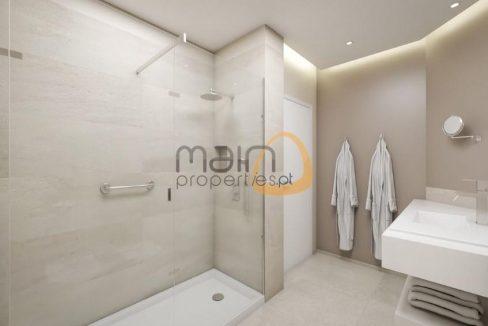 Apartamento novo exclusivo de 2 quarto na praia do Ancão RF162