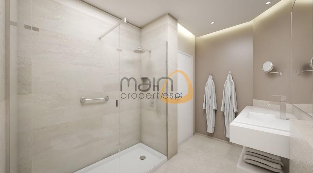 Apartamento novo na praia do Ancão :: Casa de Banho 1 :: MainProperties :: RF160