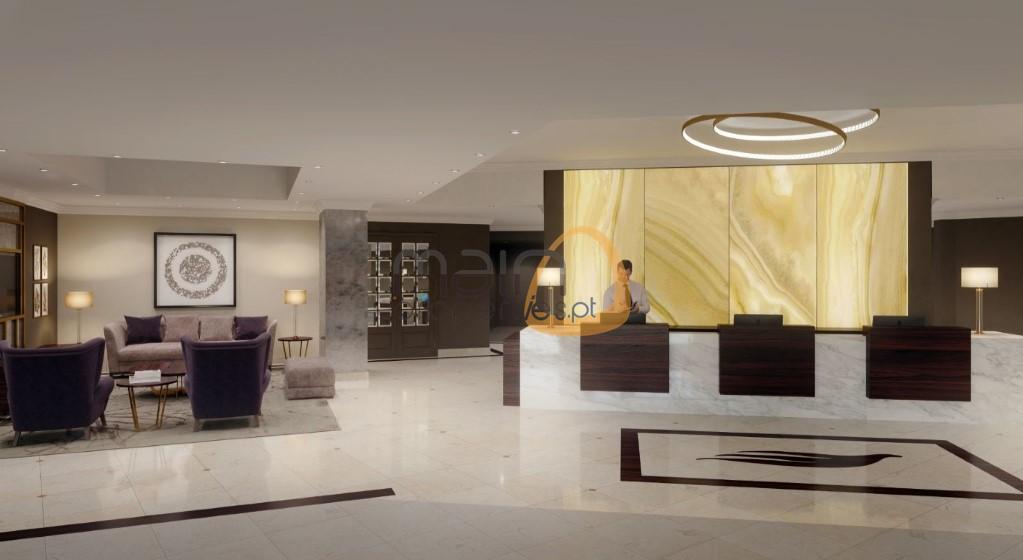 Apartamento novo na praia do Ancão :: Recepção :: MainProperties :: RF160