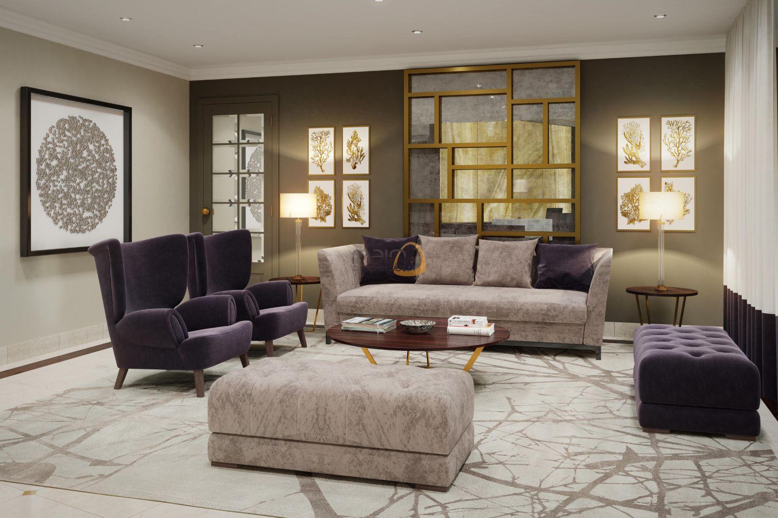 Apartamento novo na praia do Ancão :: Recepção 2 :: MainProperties :: RF160