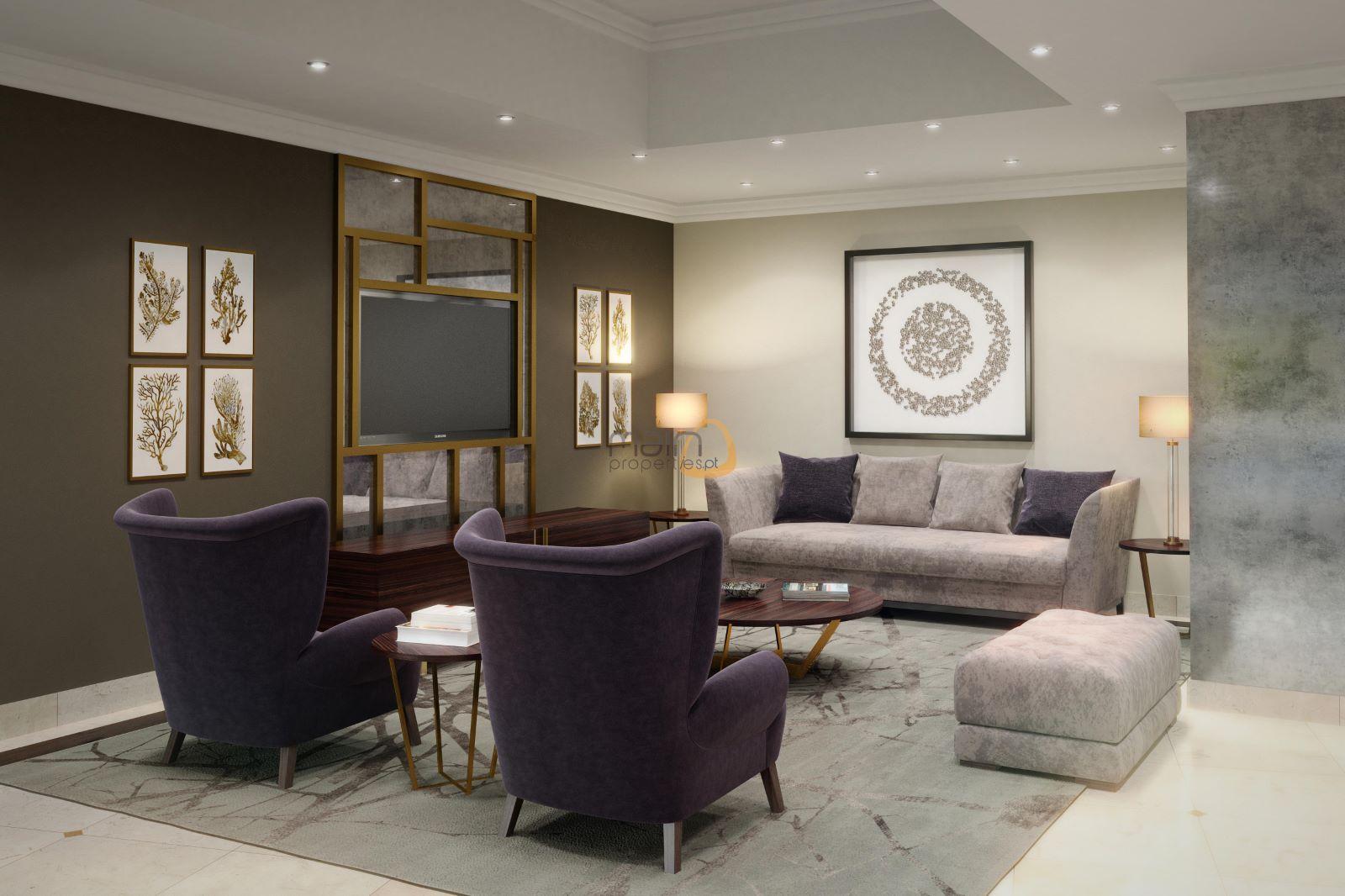 Apartamento novo na praia do Ancão :: Recepção 3 :: MainProperties :: RF160
