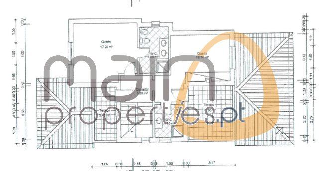 Lote para construção de moradia com vistas abertas em Algoz PC305
