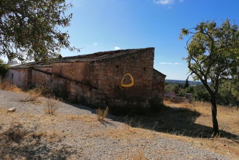 Terreno com projecto aprovado para moradia com 4 quartos em Boliqueime PC233_1