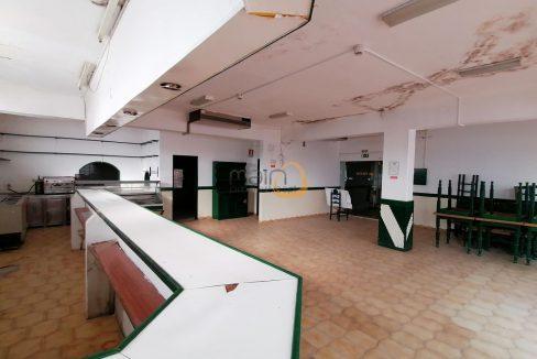Loja para restaurante/pastelaria em Almancil RU069ZA