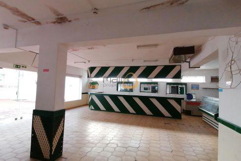 Loja para restaurante ou pastelaria em Almancil :: RU069ZA