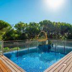 Apartamento de 2 quartos com piscina privada em Vale do Lobo :: RU113ZF