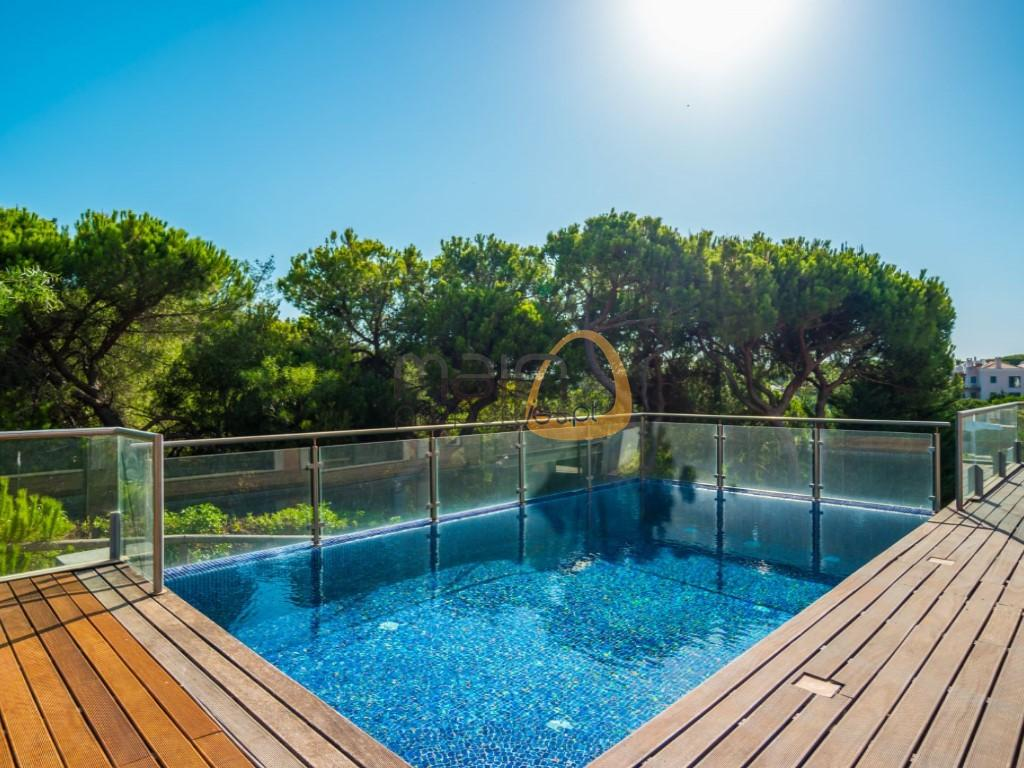 Apartment with 2 bedrooms with private pool in Vale do Lobo