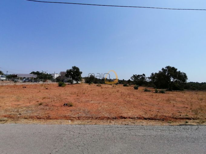 Terreno para construção de Condomínio a sul de Almancil :: MP122FT
