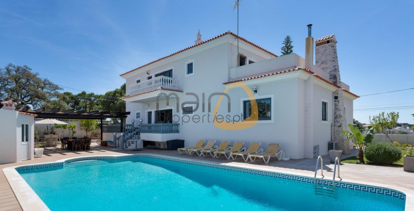 House with 5 bedrooms near Vale do Lobo