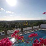 Moradia com 5 quartos, vista mar, piscina e campo de ténis em Vale Formoso, Almancil :: MP121MD - vista