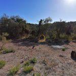 Terreno rústico para arrendamento entre Almancil e Loulé - vista