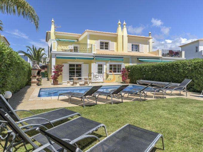 Moradia com 4 quartos e piscina privada na Quinta Jacintina - piscina