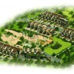 Investimento - Lote aprovado para construção de 18 moradias e 4 lojas em Almancil - projeto