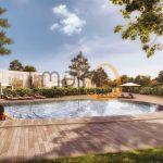 Moradia com 2 quartos em empreendimento de luxo no coração de Vilamoura - piscina