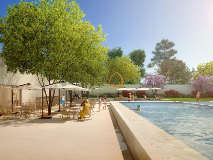 Moradia de luxo com 2 quartos em zona exclusiva de Vilamoura - piscina