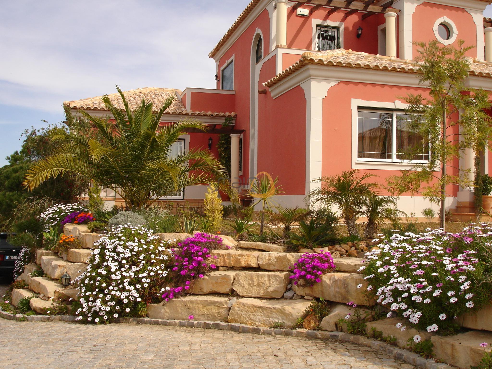 MainProperties :: Moradia de luxo com 4 quartos em Almancil :: Jardim :: MP126PG