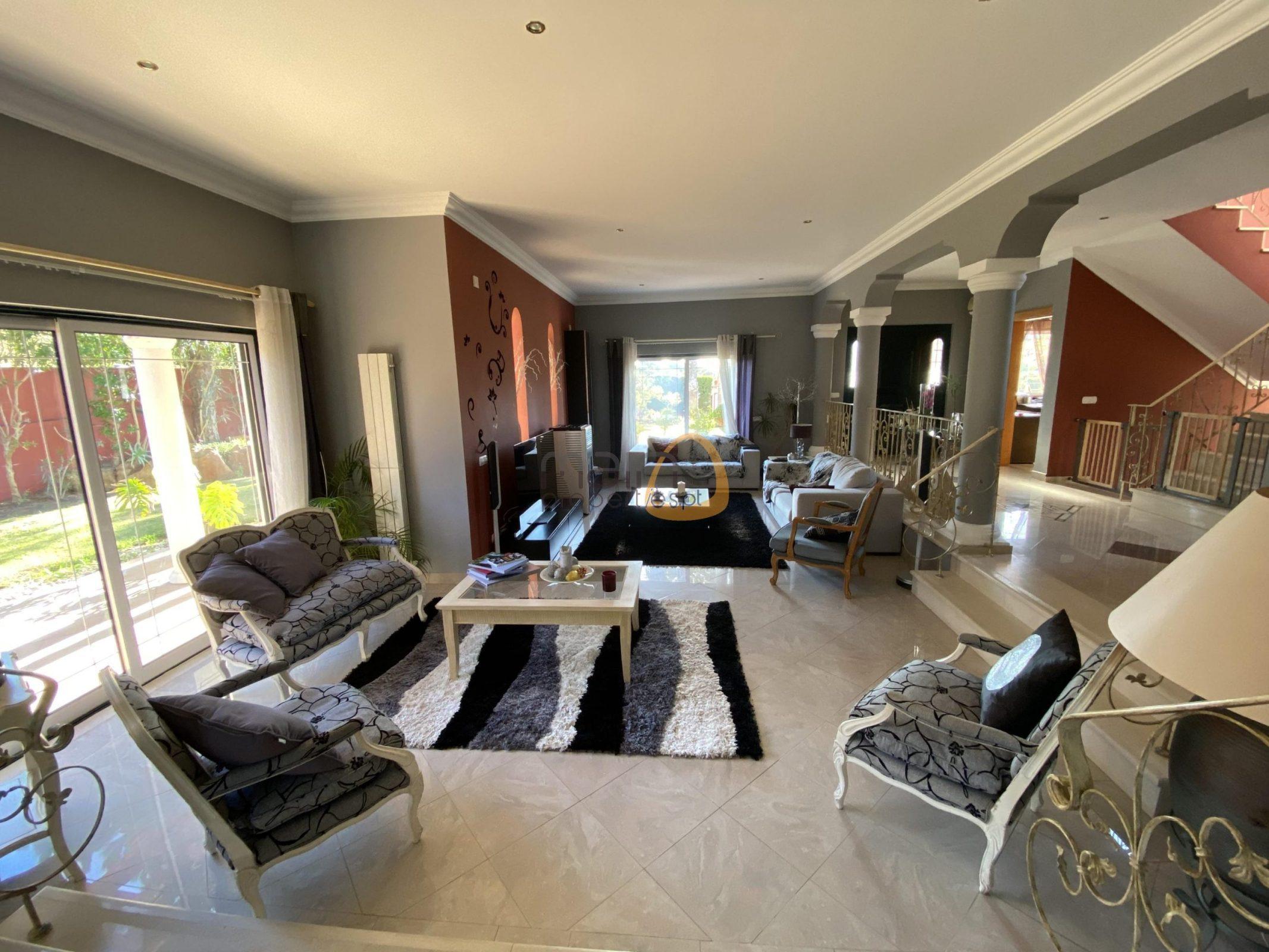 MainProperties :: Moradia de luxo com 4 quartos em Almancil :: Sala 2 :: MP126PG