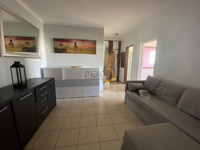 Apartamento de 1 quarto próximo da praia, em Quarteira - sala