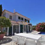 3 bedroom villa with sea view in Vale do Lobo :: Facade :: MainProperties :: PC357