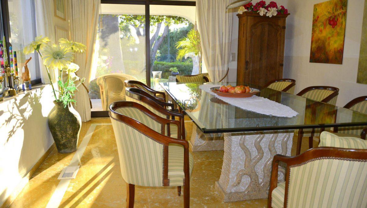 [:pt]Moradia com 5 quartos na Quinta do Lago :: Sala 6 :: MainProperties :: 020061[:en]5 bedroom villa in Quinta do Lago :: Dinning Room 2 :: MainProperties :: 020061[:]